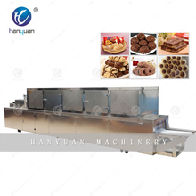 HY-80 oatmeal chocolate molding machine