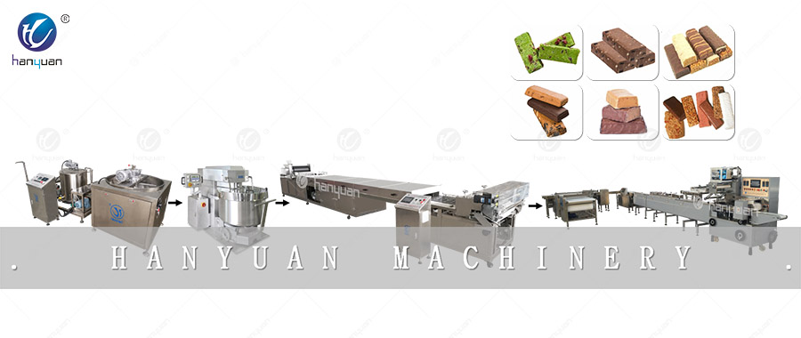 HY-protein bar production line -1L