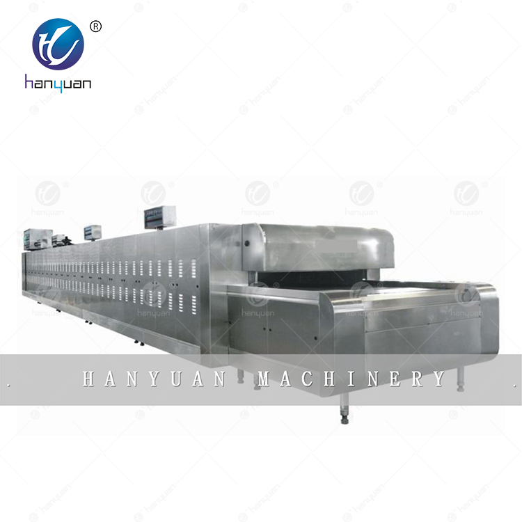 HY-K200 tunnel oven