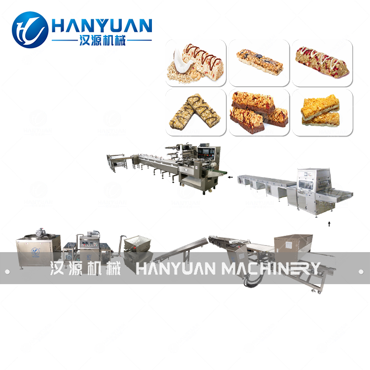 HY-GBL / A meal replacement bars production line